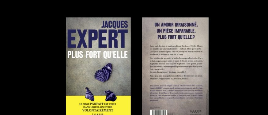 PLUS FORT QU'ELLE, being adapted